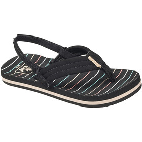 Reef Little Ahi Sandals Kids, stripes